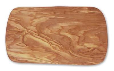 """Berard BER54170 Olive Wood Cutting Board, 9x6"""""""