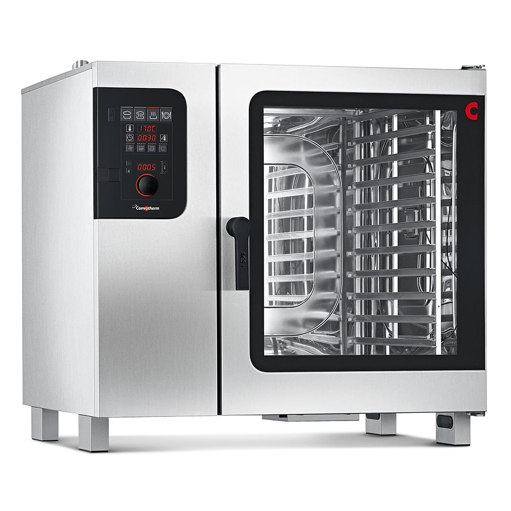 Convotherm C4ED10.20GS_STKLP Full-Size Combi Oven, Boilerless, LP