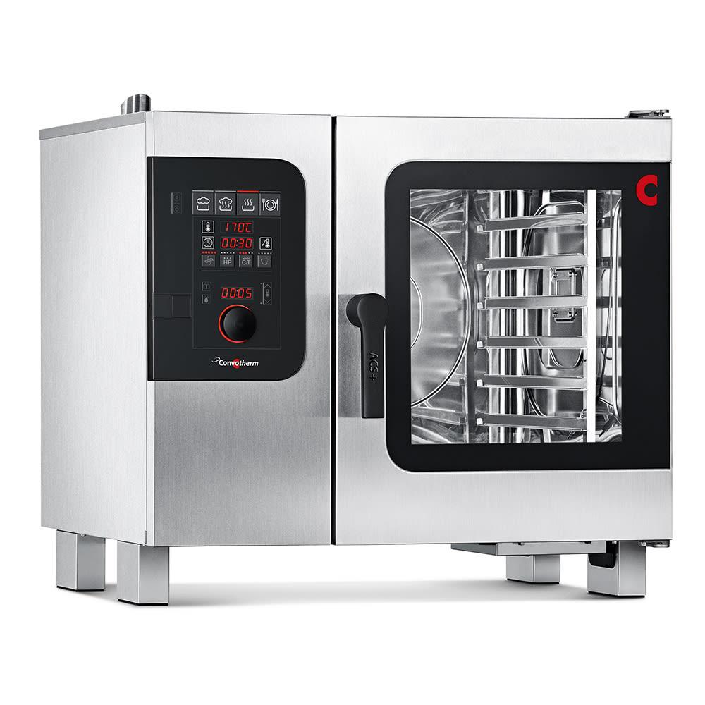 Convotherm C4 ED 6.10EB Half-Size Combi-Oven, Boiler Based, 208 240v/3ph
