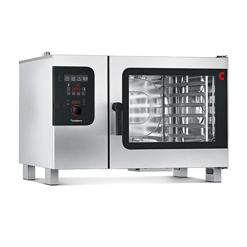 Convotherm C4ED6.20ES_STK440 Full-Size Combi Oven, Boilerless, 440-480v/3ph
