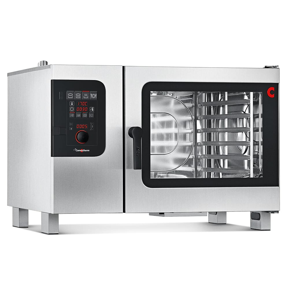 Convotherm C4 ED 6.20GS Full-Size Combi-Oven, Boilerless, NG