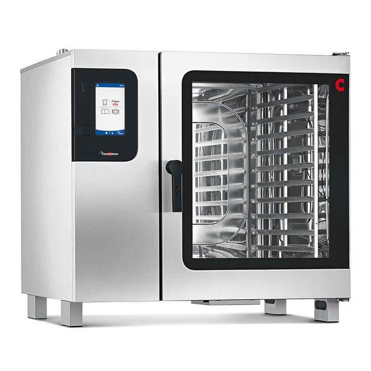Convotherm C4 ET 10.20ES Full-Size Combi Oven, Boilerless, 440 480v/3ph