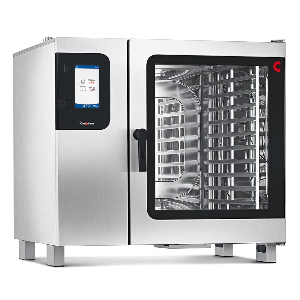 Convotherm C4 ET 10.20GB Full-Size Combi-Oven, Boiler Based, NG