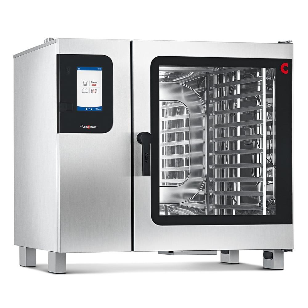 Convotherm C4 ET 10.20GS Full-Size Combi-Oven, Boilerless, LP