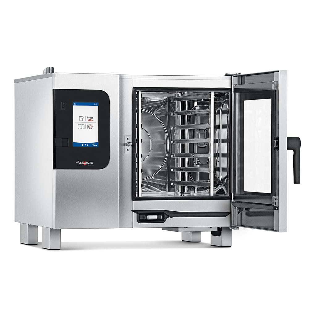 Convotherm C4 ET 6.10GB Half-Size Combi-Oven, Boiler Based, NG
