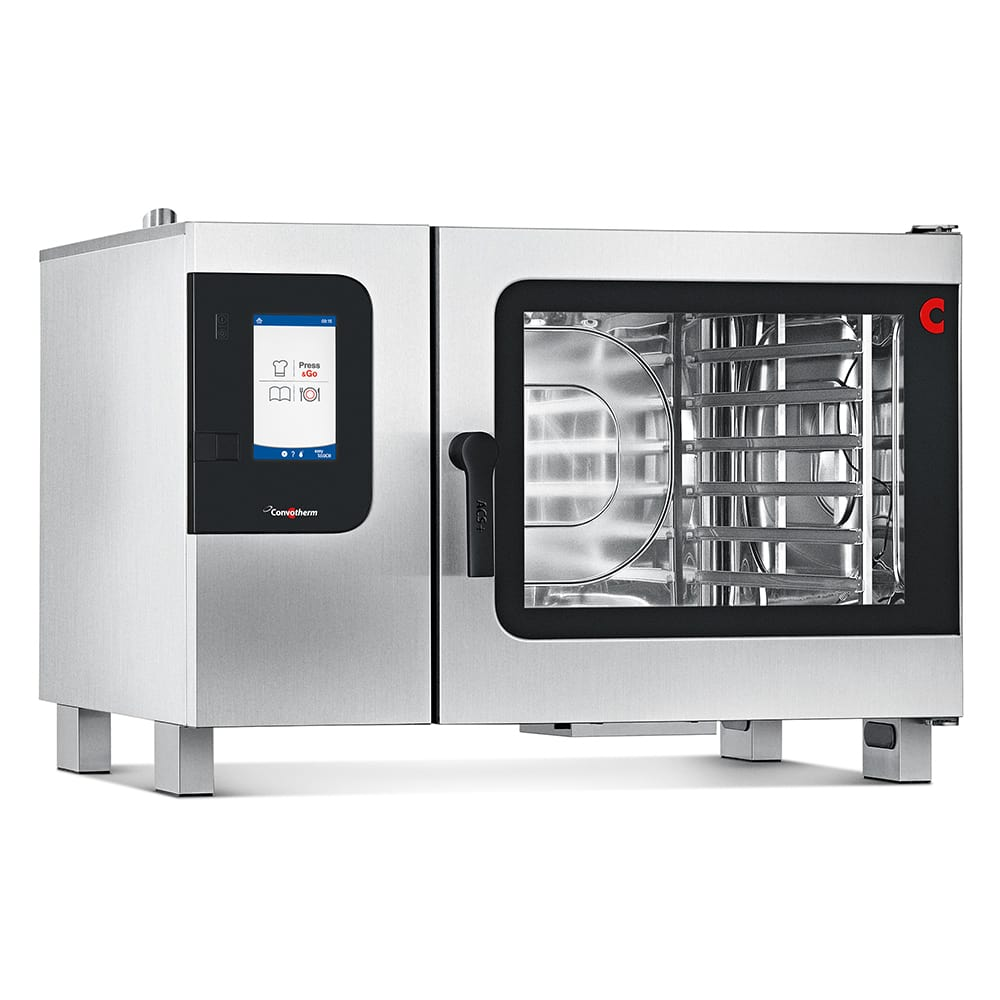 Convotherm C4 ET 6.20GB Full-Size Combi-Oven, Boiler Based, NG