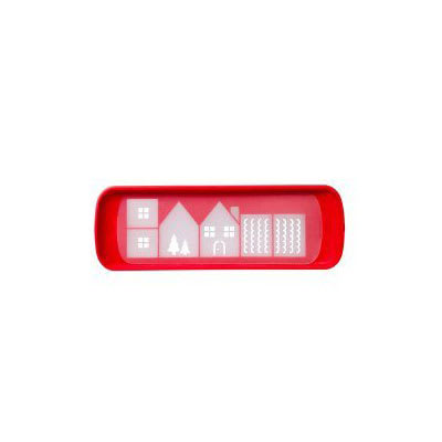 Chef'n 108-784-005 Cookease™ Cookie Cutter - 3D House