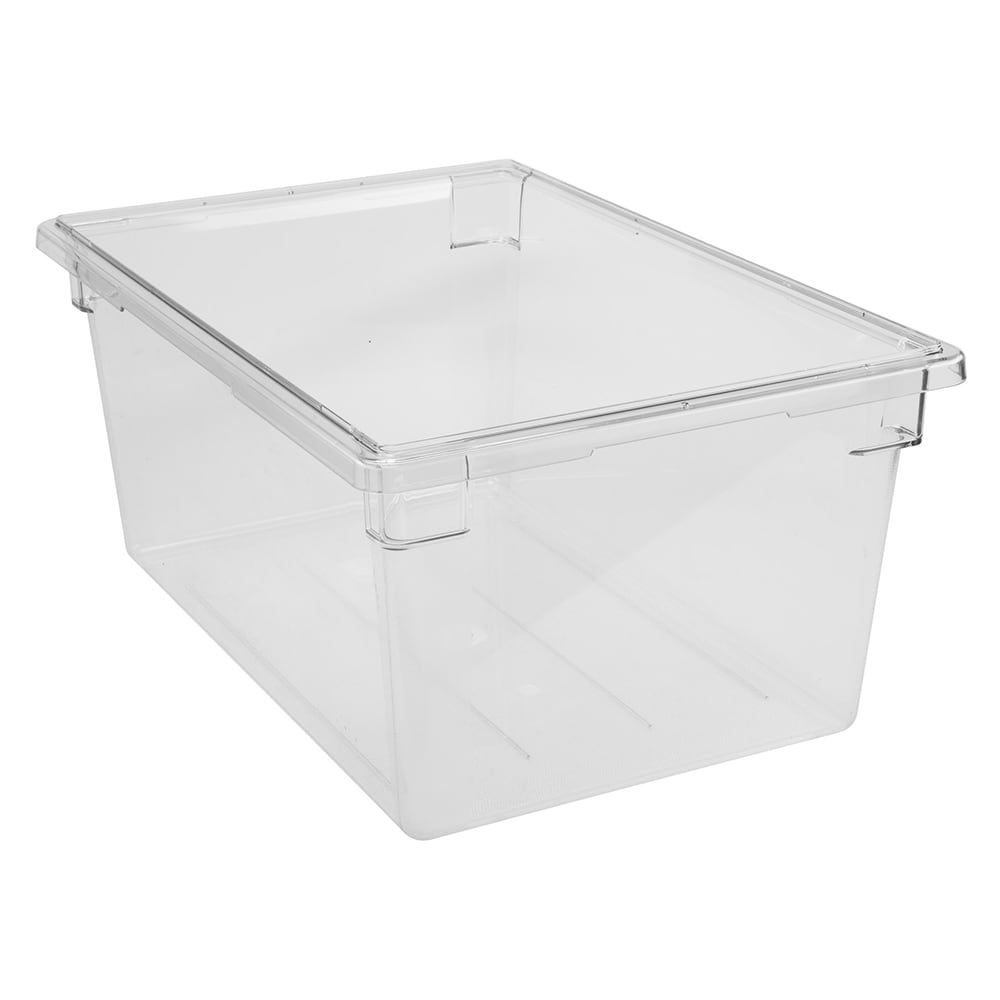 """PolyScience FTP64 64 liter Tank for Immersion Circulators - 18"""" x 26"""" x 12"""", Polycarbonate"""