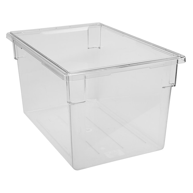 "PolyScience FTP83 83 liter Tank for Immersion Circulators - 18"" x 26"" x 15"", Polycarbonate"