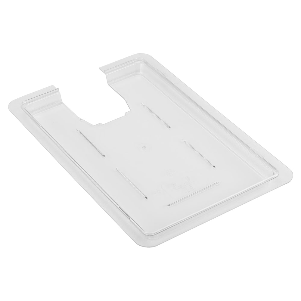 "PolyScience P18LCH Lid for 18-liter Tank - 12"" x 18"", Polycarbonate"
