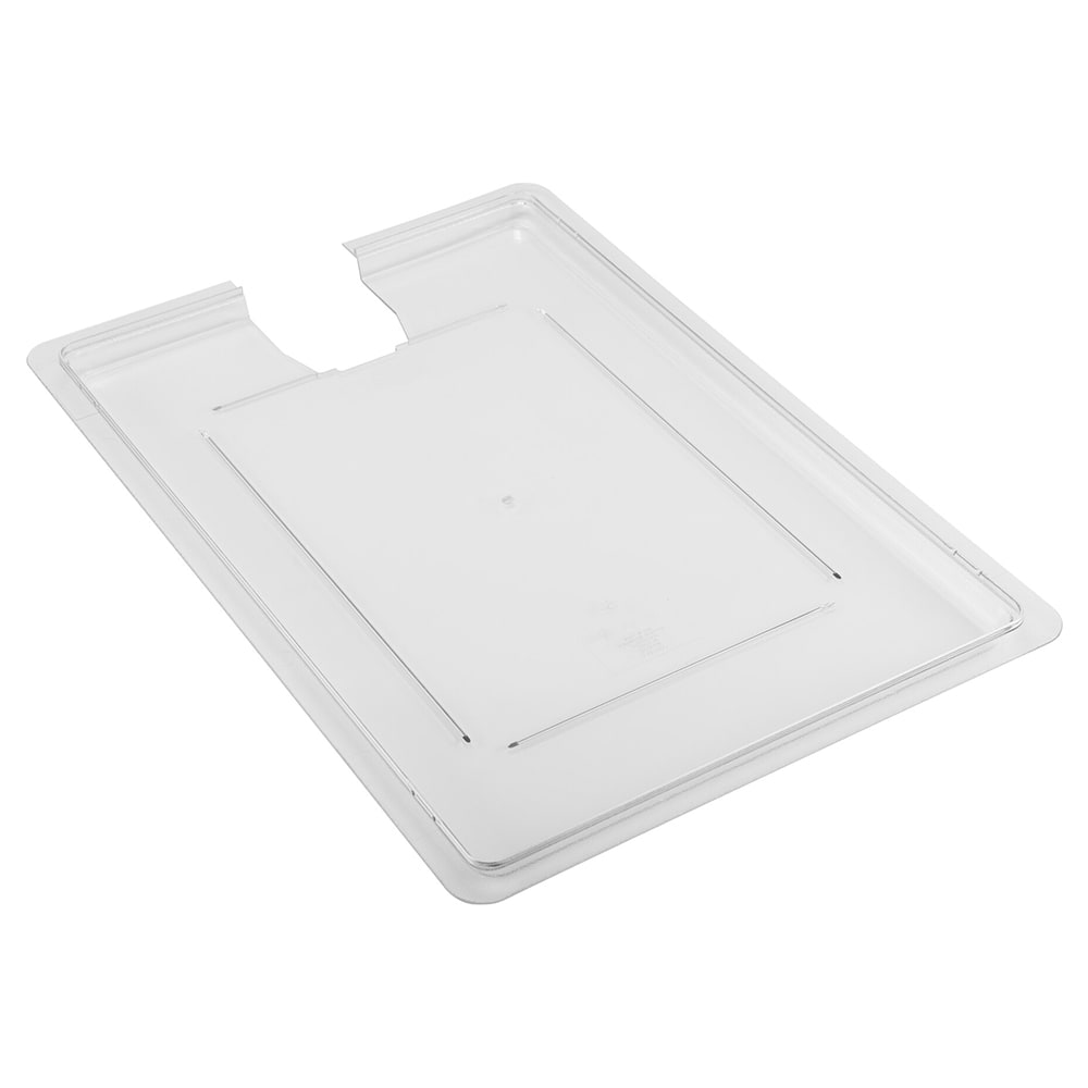 "PolyScience P83LCH Lid for 49 , 64 , & 83 liter Tanks - 18"" x 26"", Polycarbonate"