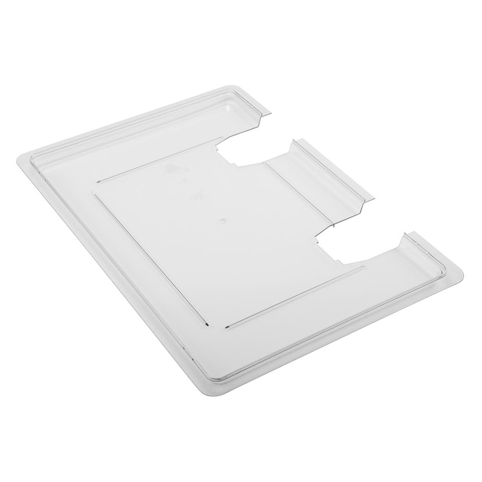 "PolyScience P83LCHD Lid for 49-, 64-, & 83-liter Tanks - 18"" x 26"", Polycarbonate"