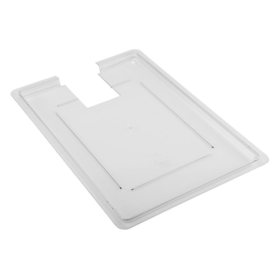 "PolyScience P83LCS Lid for 49-, 64-, & 83-liter Tanks - 18"" x 26"", Polycarbonate"