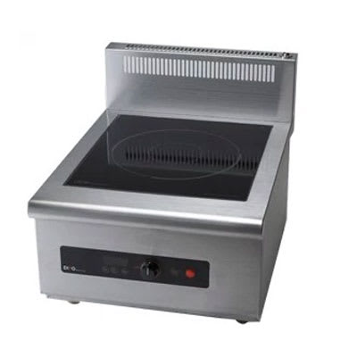 DIPO TCK112-A Countertop Commercial Induction Cooktop w/ (1) Burner, 208-240v/3ph