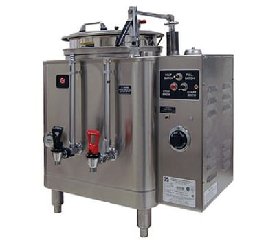 Grindmaster 7413(E) 208 Single Automatic AMW Coffee Urn 3 gal. Capacity, 208 Volt