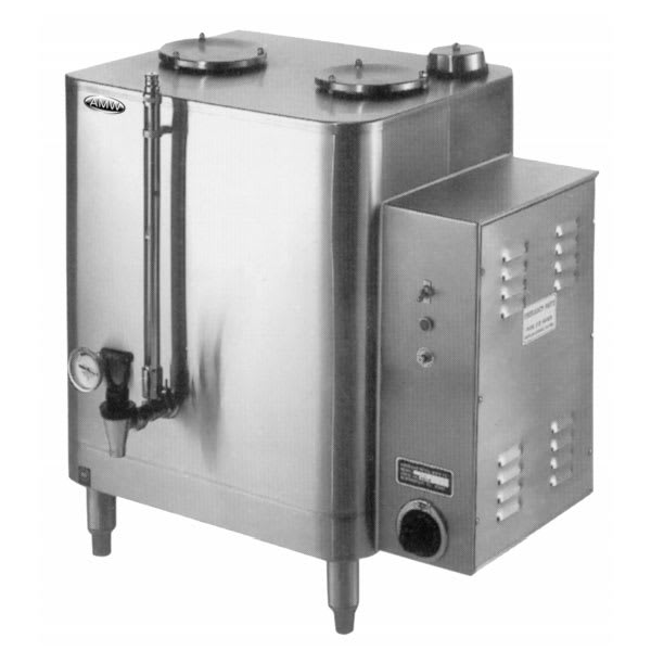 Grindmaster 810(E) 10 gal Water Boiler w/ Dial Thermometer, Auto Refill, 120/240v/1ph