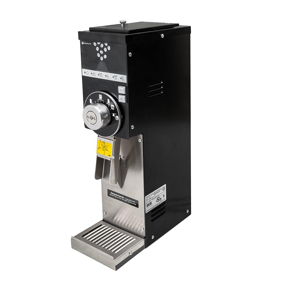 Grindmaster 890BS Coffee Grinder w/ (1) 3 lb Hopper, Adjustable Grind Settings, 120v