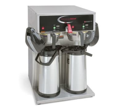 Grindmaster B-DAP Dual Coffee Brewer for Airpots - Automatic, Fresh Brew, 240v/1ph