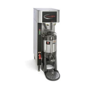 Grindmaster PBIC-330 Single Coffee Brewer w/ (1) 1.5 gal Shuttle, Digital Control, 120/208v/1ph