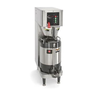 Grindmaster PBVSA-330 Single Coffee Brewer w/ (1) 1.5 gal Shuttle, Digital Control, 120/208v/1ph