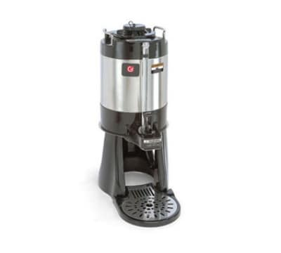Grindmaster VS-1.0S 1.0 gal Vacuum Shuttle w/ Stand for VS Brewers, NSF