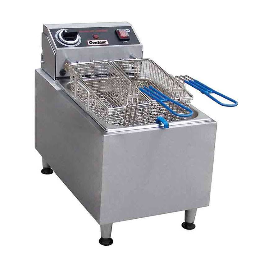 Centaur ABF16 Countertop Electric Fryer - (1) 16 lb Vat, 208 240v/1ph