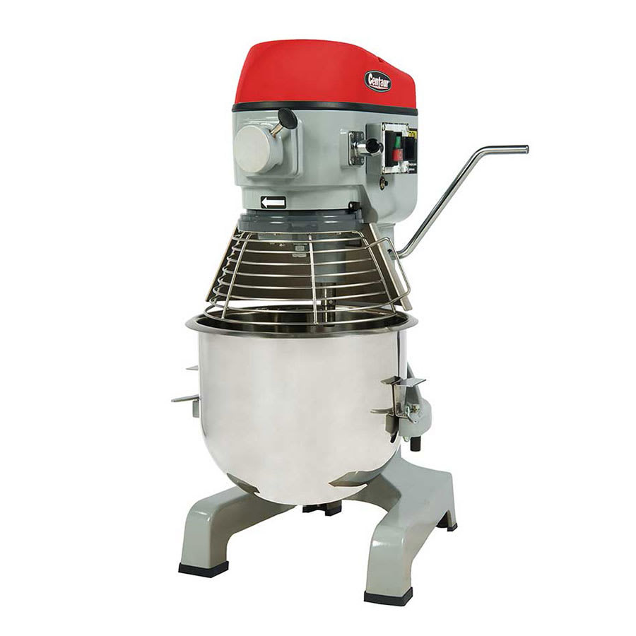 Centaur MAC20 20 qt Planetary Mixer - Bench Model, 1/2 hp, 115v