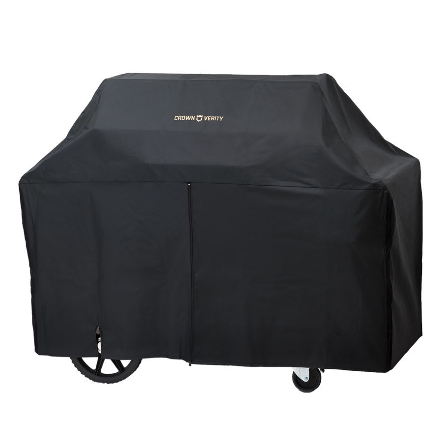 Crown Verity BC-30-V Grill Cover for MCB-30 w/ Roll Dome - Vinyl