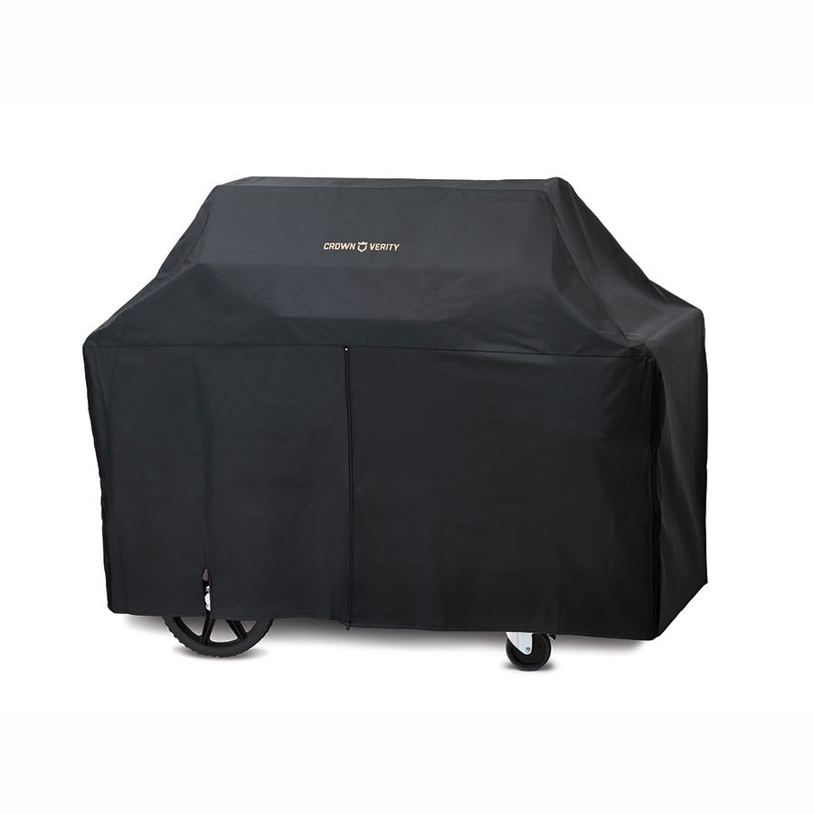 Crown Verity CV-BC-60-V Grill Cover for MCB-60 w/ Roll Dome - Vinyl