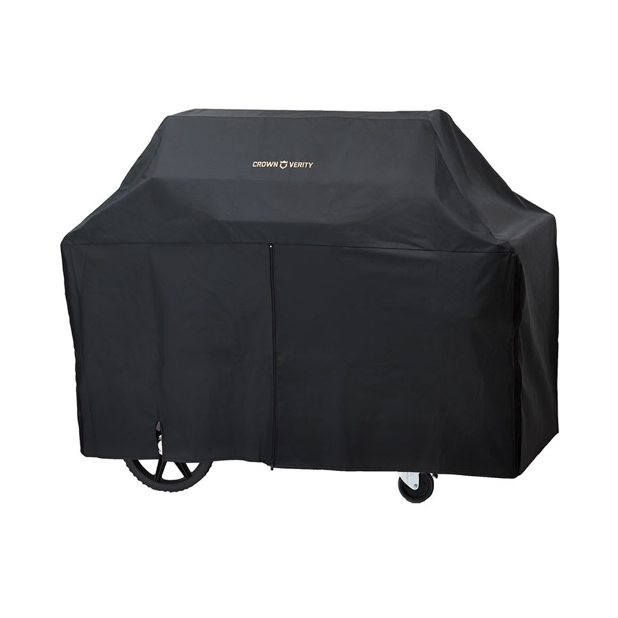 Crown Verity BC-72-V Grill Cover for MCB-72 w/ Roll Dome - Vinyl