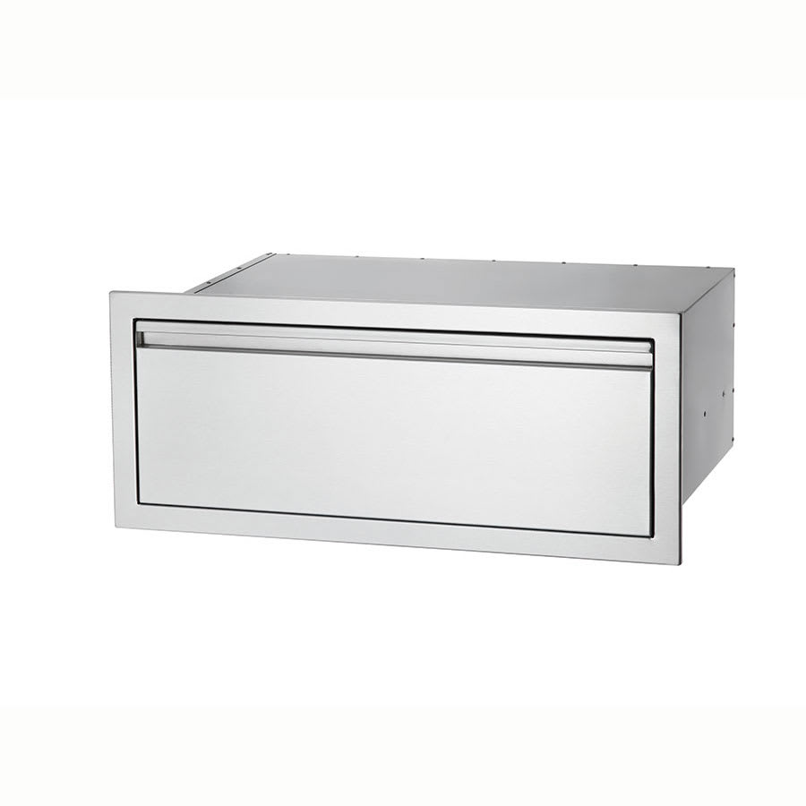 "Crown Verity SD1-36 36"" Storage Drawer for BI-36, Stainless"