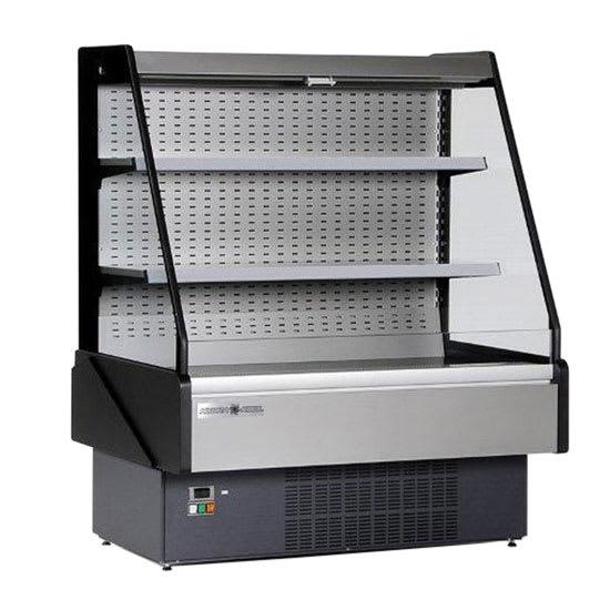 "Hydra-Kool KGL-OF-40-R 40"" Vertical Open Air Cooler w/ (3) Levels, 115v"