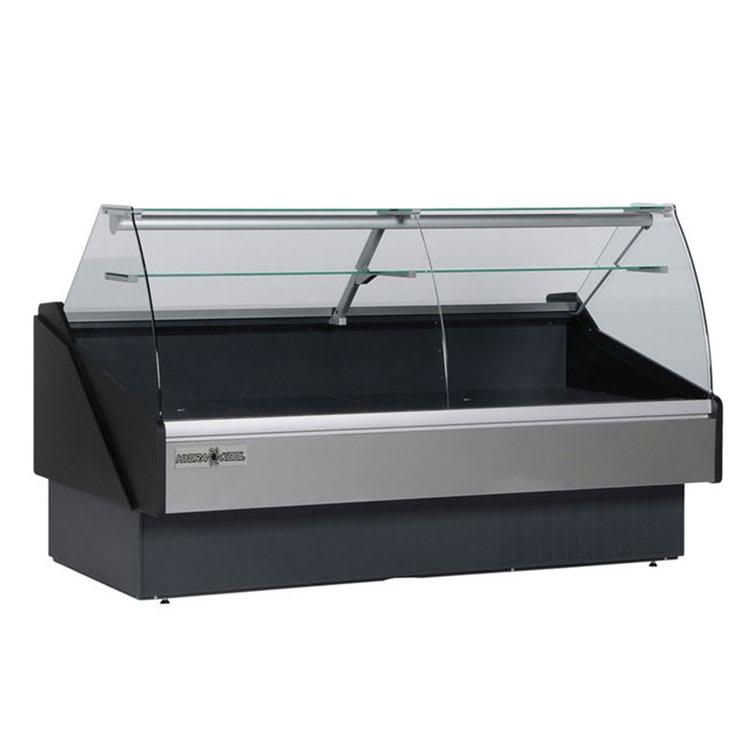 "Hydra-Kool KPM-CG-80-R 78"" Full Service Deli Case w/ Curved Glass - (1) Levels, 115v"