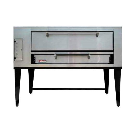 Marsal SD-1060 Single Pizza Deck Oven, NG