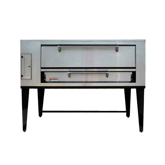 Marsal SD-660 Single Pizza Deck Oven, LP