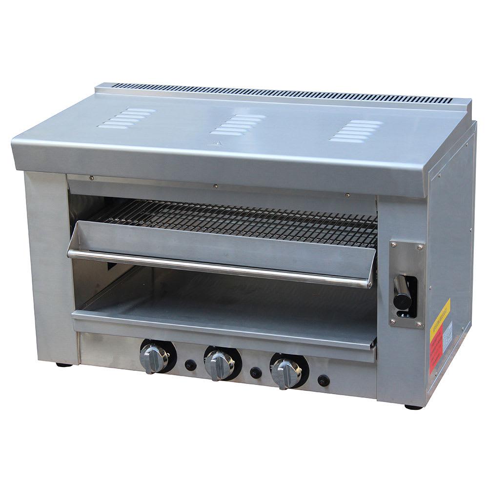 """eQuipped CPG-SB-36/LP 26.5"""" Gas Salamander Broiler, LP"""