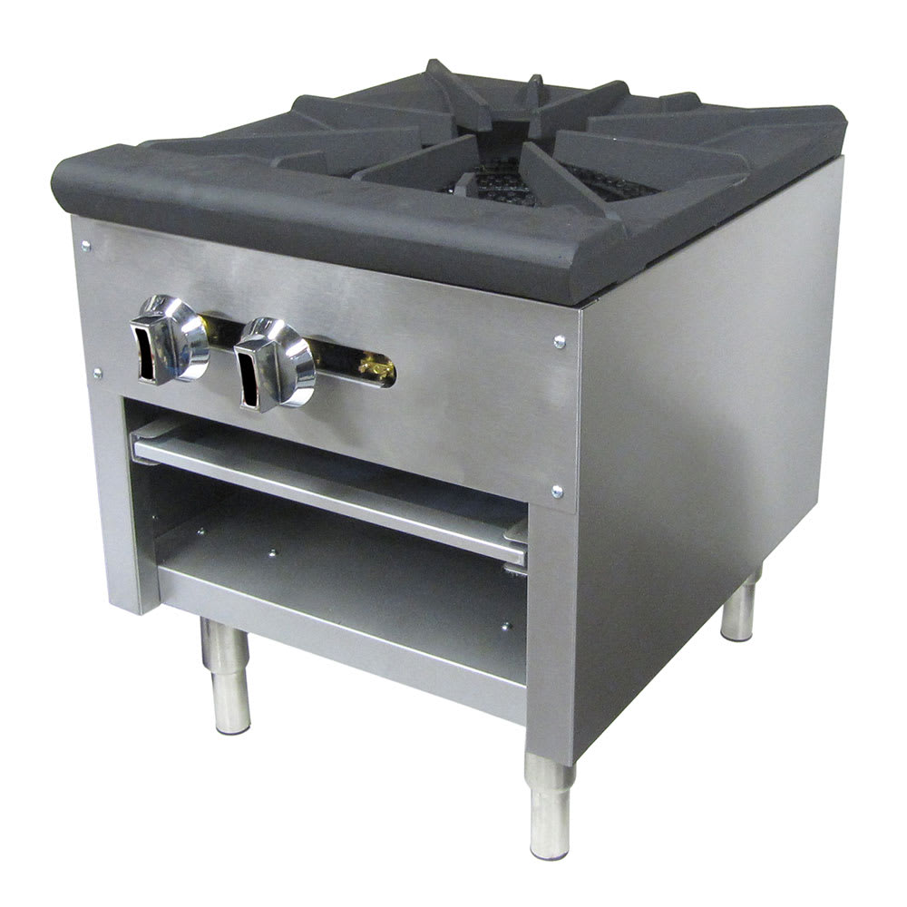 eQuipped CPG-SP-18-2 1-Burner Stock Pot Range