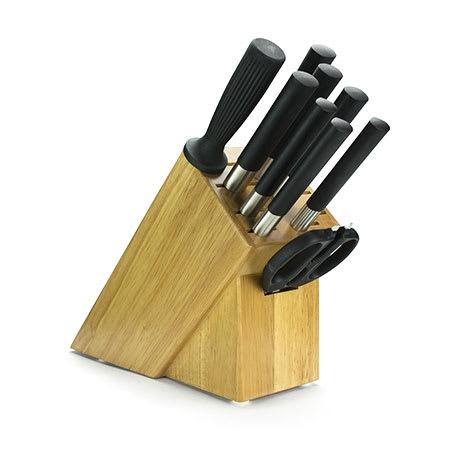 Kai WBS1010 Wasabi Black 10 Piece Knife Set w/ Storage Block