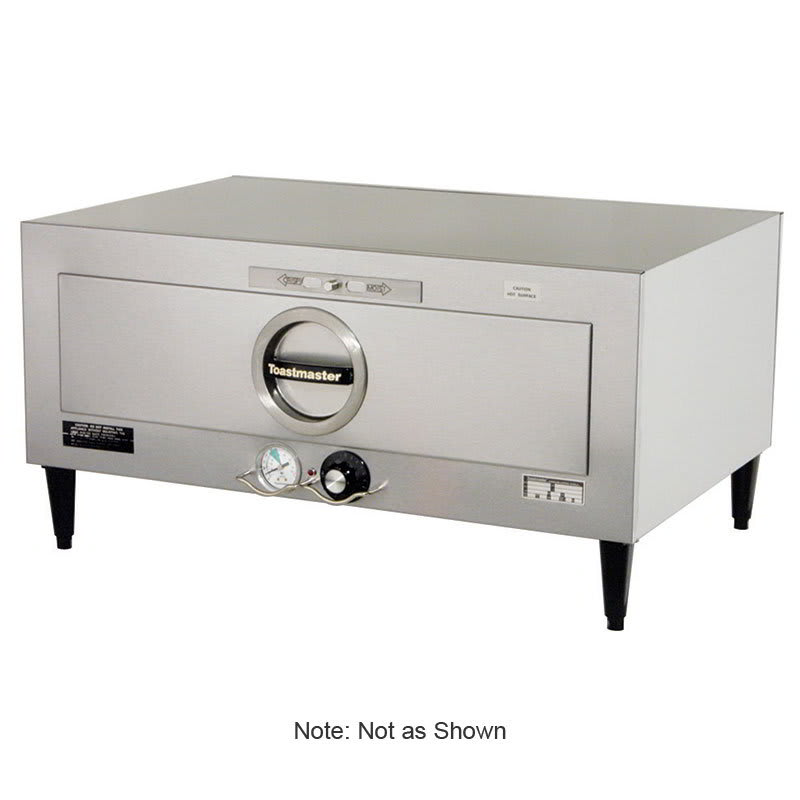 Toastmaster 3A81DT72 1 Drawer Insulated Food Warmer, 7 Dz Rolls, 208v/1ph