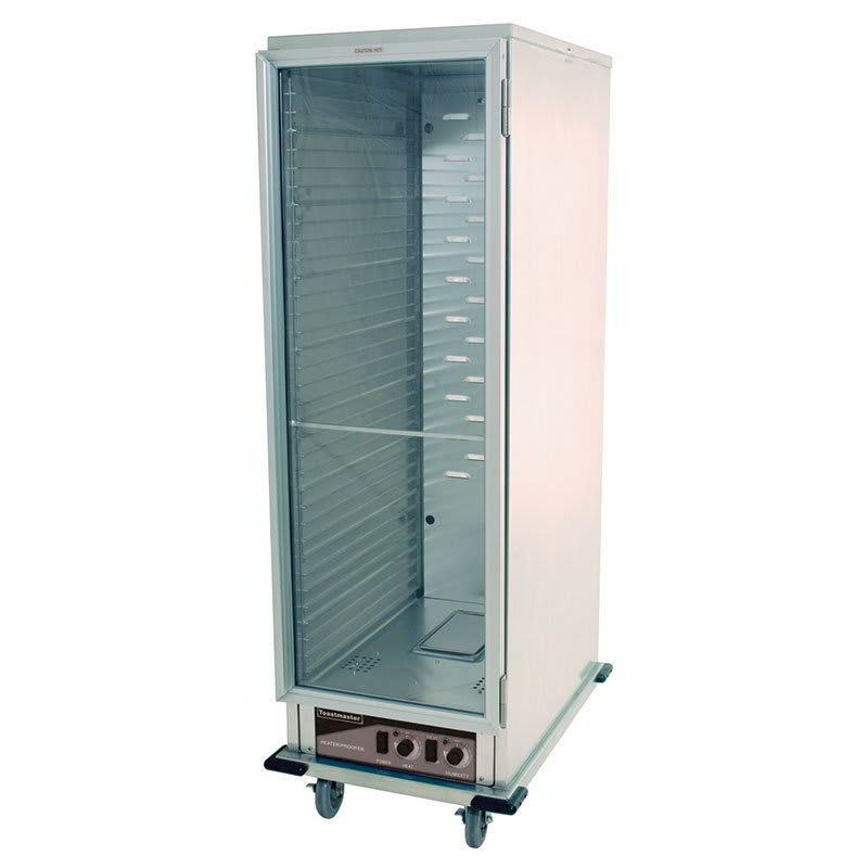 Toastmaster E9451-HP34CDN Full Height Non-Insulated Mobile Heated Cabinet w/ (34) Pan Capacity, 120v