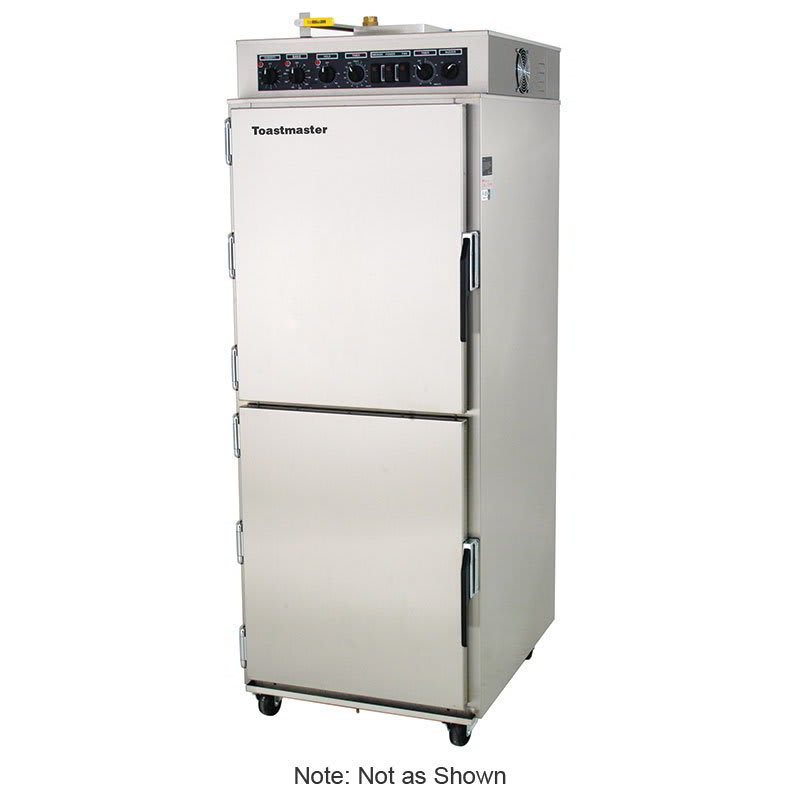 Toastmaster ES-13R Commercial Smoker Oven with Humidity, 240v/3ph