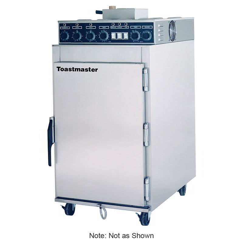 Toastmaster ES-6R Commercial Smoker Oven with Humidity, 208v/3ph