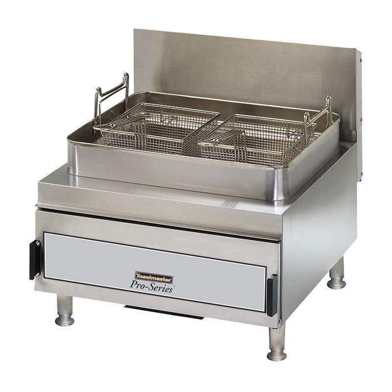 Toastmaster TMFG30-LP Countertop Gas Fryer - (1) 30-lb Vat, LP