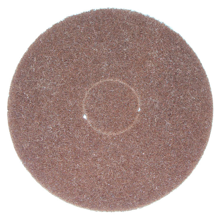 "Bissell 437.049 12"" Scrub Pad for BGEM9000, Brown"