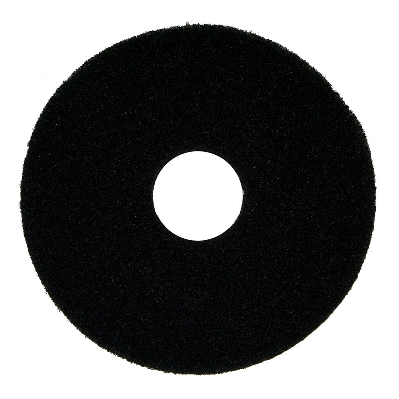 "Bissell 437.071 12"" Strip Pad for BGEM9000, Black"