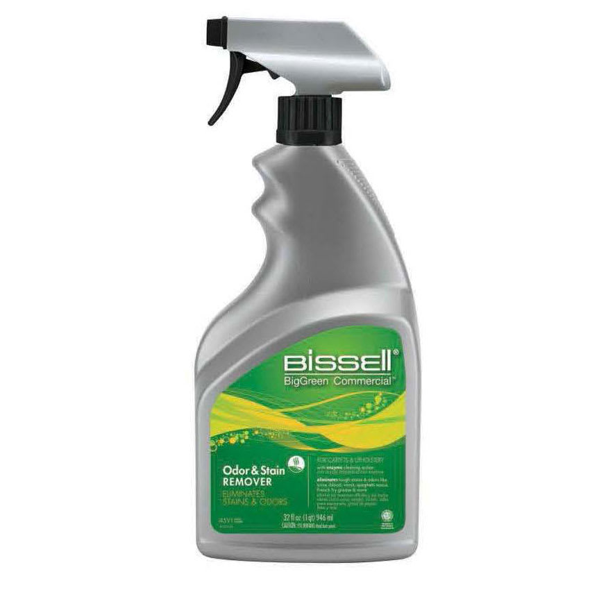 Bissell 45V1 32-oz Odor & Stain Remover for Carpet & Upholstery