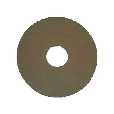 "Bissell 82011 17"" Stone Care Pad for Lo-Boy Floor Machine, Beige"