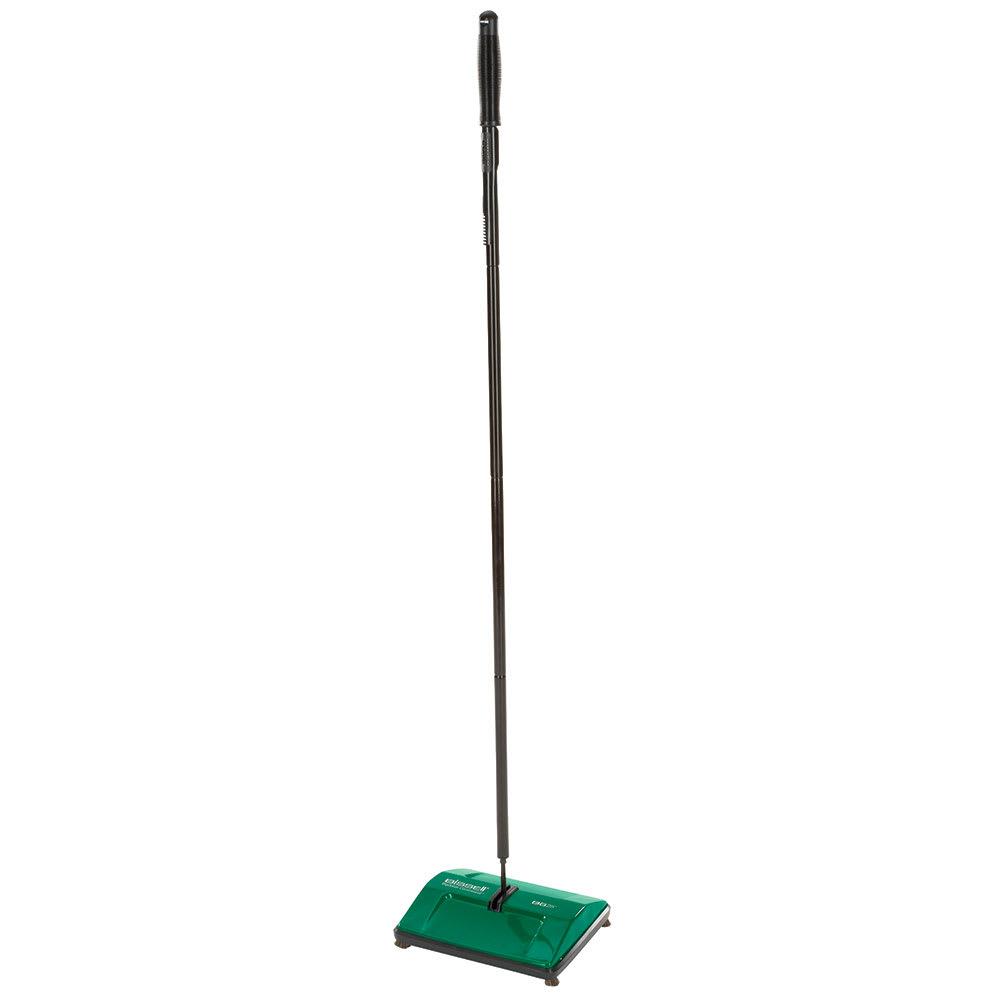 """Bissell BG-25 9.5"""" Sweeper w/ Single Nylon Brush, Green"""