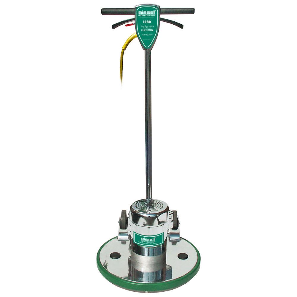 "Bissell BGLB9000 Lo-Boy Orbital Floor Machine w/ 16"" Pad, Steel"