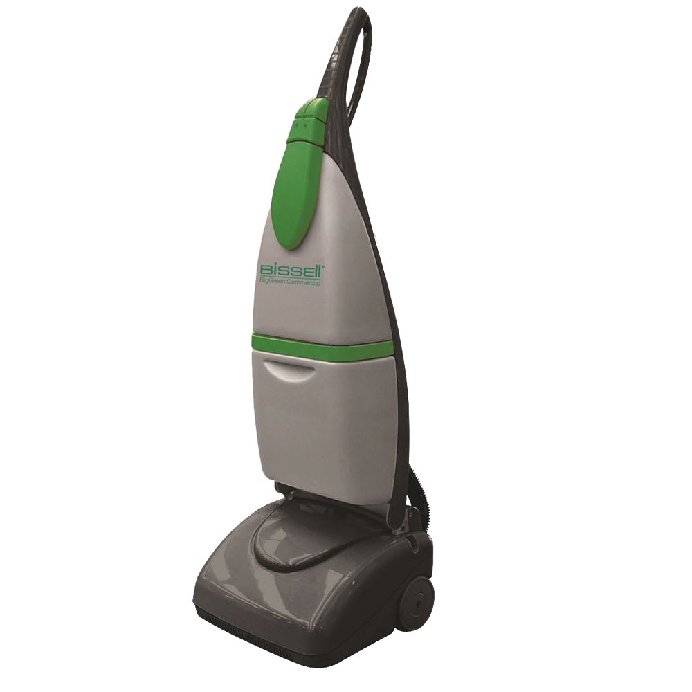 "Bissell BGUS1000 11.5"" Sprinter Upright Floor Scrubber & Dryer - 800 Watts, Gray/Green"